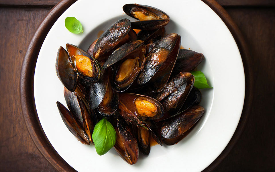 moules – frites